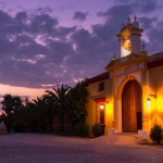 Hacienda-la-Boticaria-Sevilla-carriage-museum-sunset
